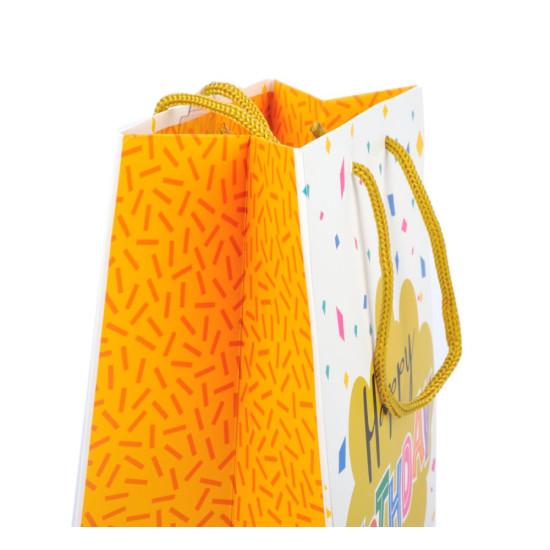 Borsetta 18x23 shoppers da regalo 6pz