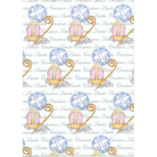 Carta regalo CRESIMA 10 fogli