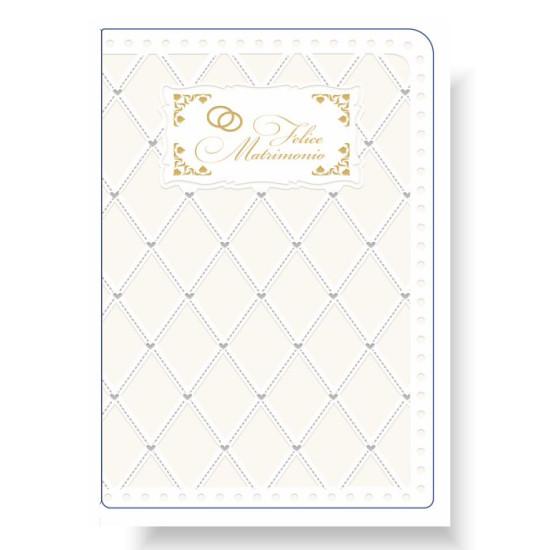 Biglietti MATRIMONIO perla portasoldi 16pz