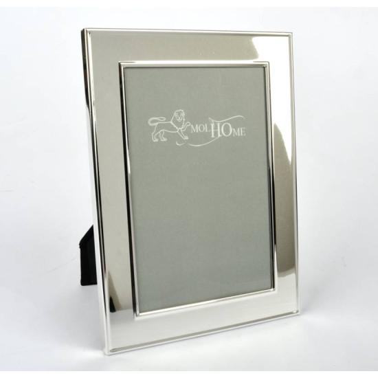 Cornice silver 13x18cm