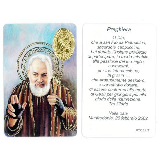 Santino Preghiera PADRE PIO