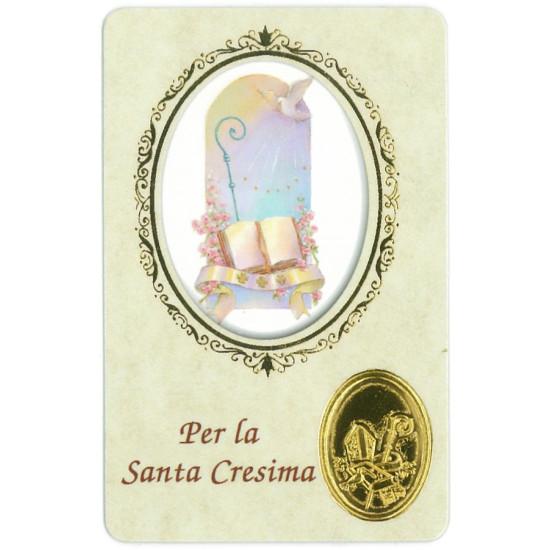 Santino Cresima