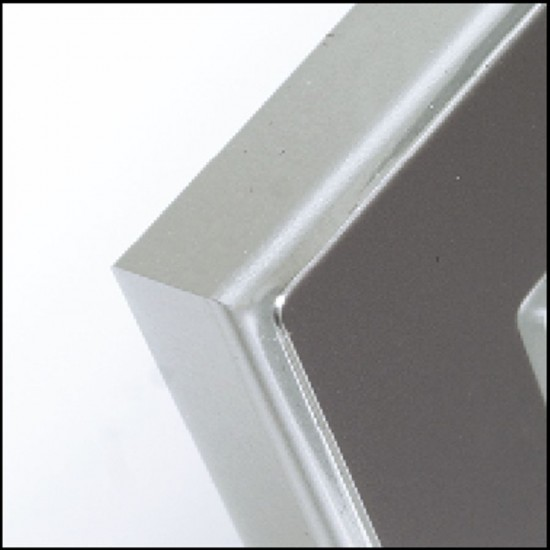 Cornice portafoto in metallo 15x20