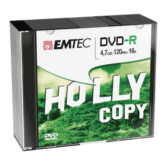 DVD -R 4,7gb confezione 10pz