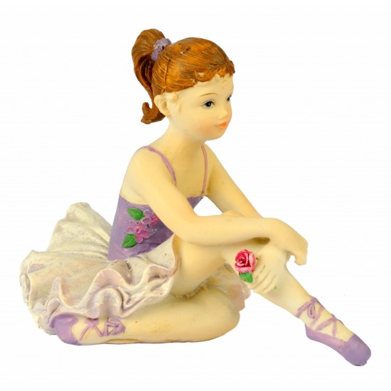 Ballerina seduta cm13